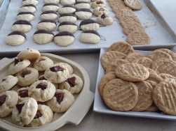 Cookie Baking Marathon