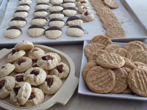 Cookie Baking Marathon