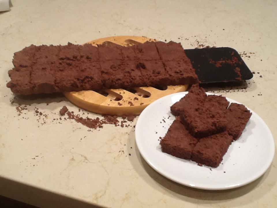 Gluten Free Chocolate Bites 006