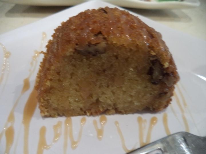 Caramel Coffee Cake