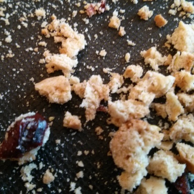 Cranberry Pistachio Biscotti...After