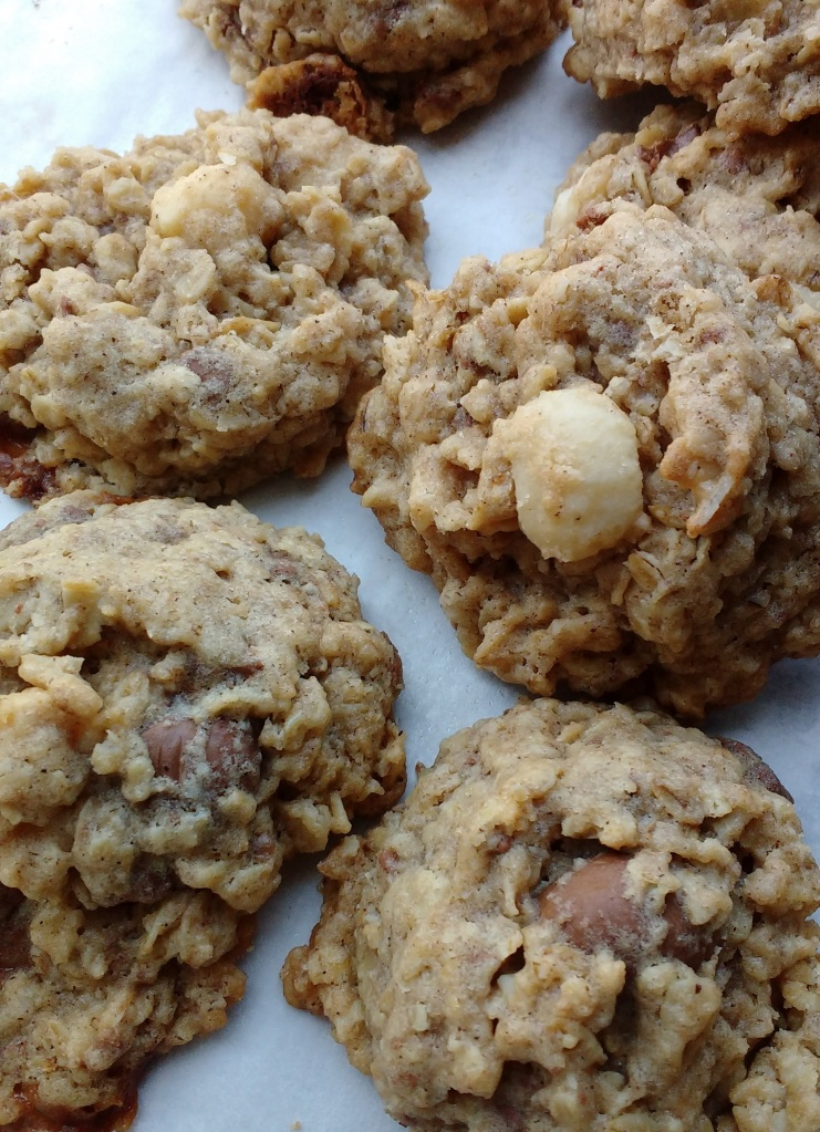 Oatmeal Extra Cookies