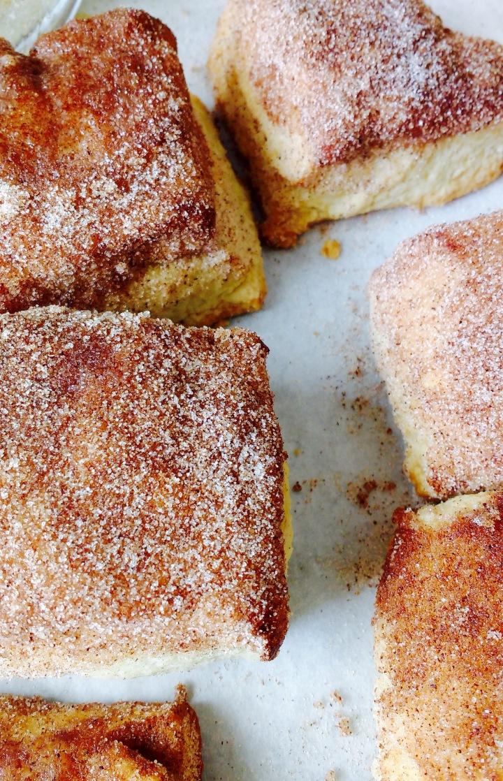 Cinnamon Toast Scones