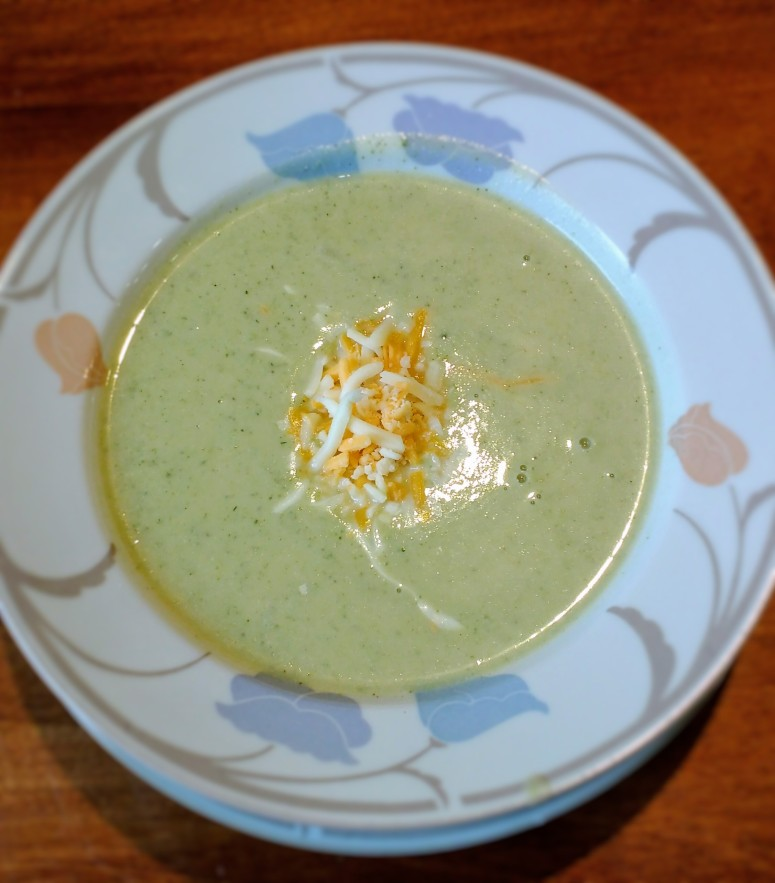 brocolli-soup-topped-with-cheddar