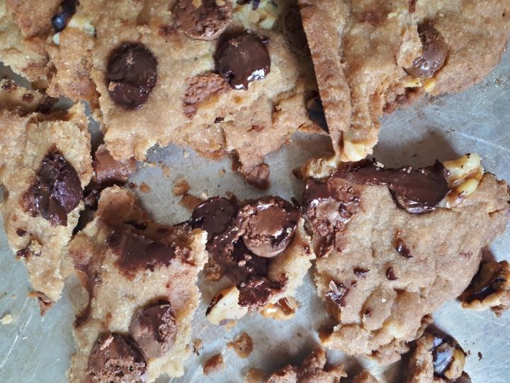 Chocolate Chip CookieBrittle
