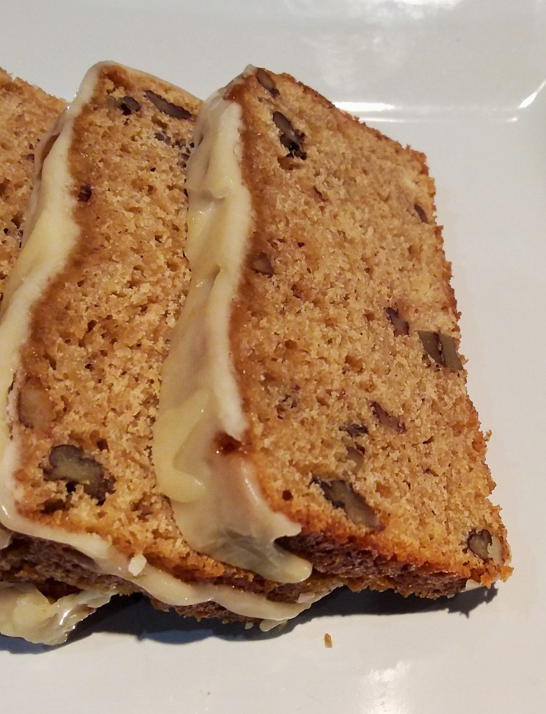 Caramel Pecan Cake